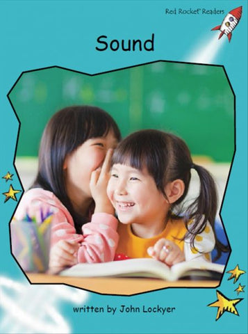Red Rocket Fluency Level 2 Non Fiction C (Level 18): Sound