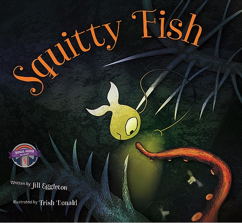 Squitty Fish - Jille Books