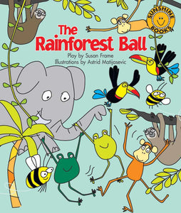 Sunshine Starters Level 6: The Rainforest Ball