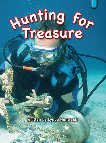 Key Links Turquoise, Level 17-18: Hunting for Treasure
