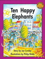 Sunshine Classics Level 12: Ten Happy Elephants