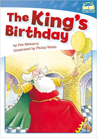 Dragonflies(L15-16): The King's Birthday