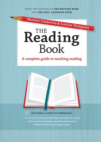 The Reading Book: A Complete Guide to Teaching Reading