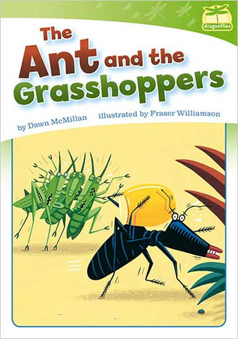 Dragonflies(L12-14): The Ant and the Grasshoppers