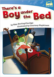 Dragonflies(L19-20): There's a Boy under the Bed