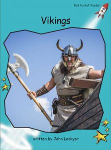 Red Rocket Fluency Level 2 Non Fiction C (Level 18): Vikings