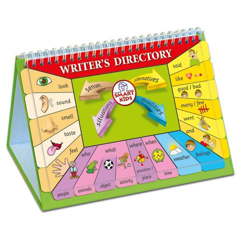 Writer's Directory: A5 Student size