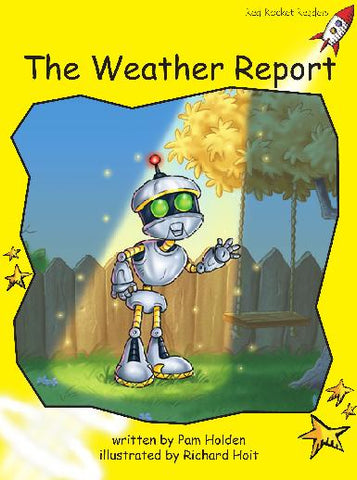 Red Rocket Readers Big Book: The Weather Report