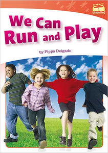 Dragonflies(L1-2): We Can Run and Play