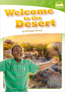 Dragonflies(L6-8): Welcome to the Desert
