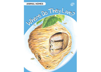 Snappy Reads Blue: Where Do They Live?(L23-24)