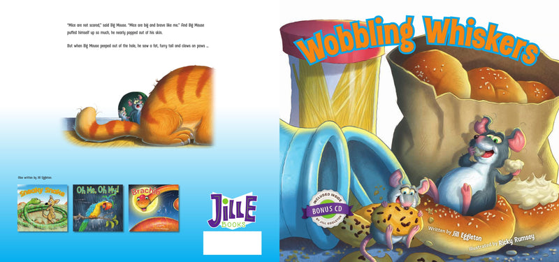 Wobbling Whiskers - Jille Books