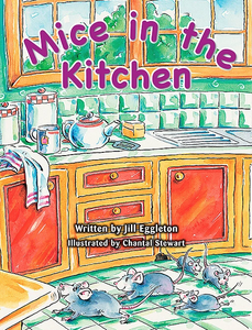 KL Shared Book Year 1: Mice In the Kitchen