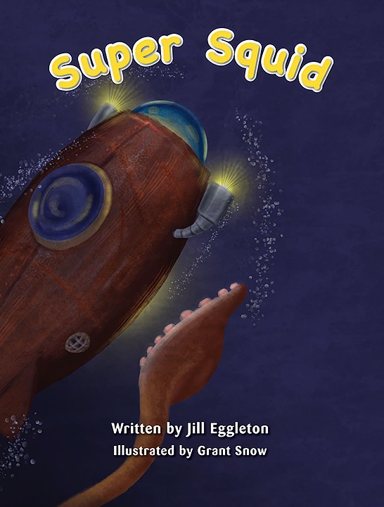 KL Shared Book Year 4: Super Squid