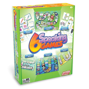 6 Speaking Games (JL407)