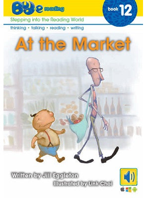 Bud-e Reading Book 12: At the Market