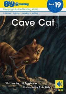 Bud-e Reading Book 19: Cave Cat