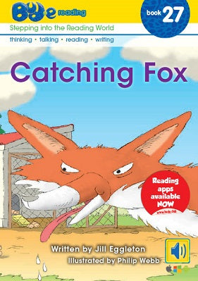 Bud-e Reading Book 27:  Catching Fox