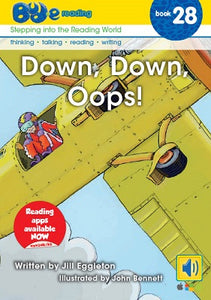 Bud-e Reading Book 28:   Down, Down, Oops