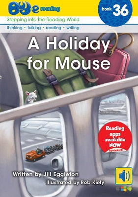 Bud-e Reading Book 36: A Holiday for Mouse