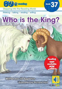 Bud-e Reading Book 37: Who is the King?