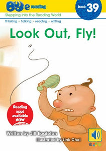 Bud-e Reading Book 39: Look Out, Fly!