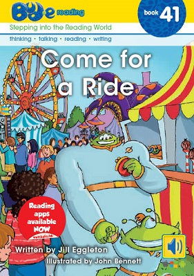 Bud-e Reading Book 41: Come for a Ride