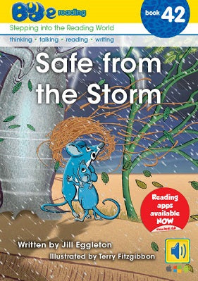 Bud-e Reading Book 42: Safe from the Storm