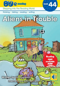 Bud-e Reading Book 44: Aliens in Trouble