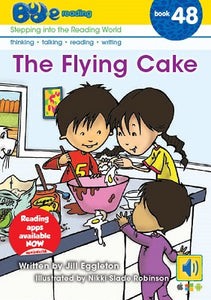 Bud-e Reading Book 48: The Flying Cake