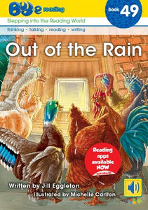 Bud-e Reading Book 49: Out the Rain