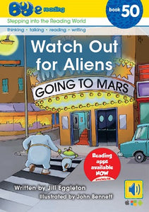 Bud-e Reading Book 50: Watch Out for Aliens