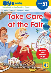 Bud-e Reading Book 51: Take Care at the Fair