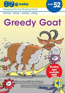 Bud-e Reading Book 52: Greedy Goat