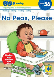 Bud-e Reading Book 56:  No Peas, Please