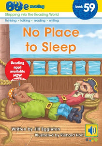 Bud-e Reading Book 59: No Place to Sleep