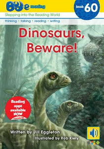 Bud-e Reading Book 60: Dinosaurs, Beware!