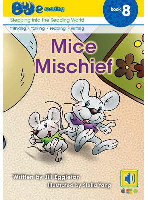 Bud-e Reading Book 8: Mice Mischief