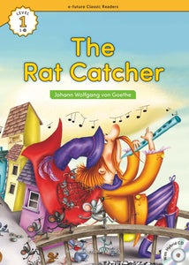 EF Classic Readers Level 1, Book 13: The Rat Catcher