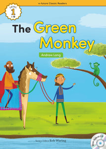 EF Classic Readers Level 1, Book 16: The Green Monkey