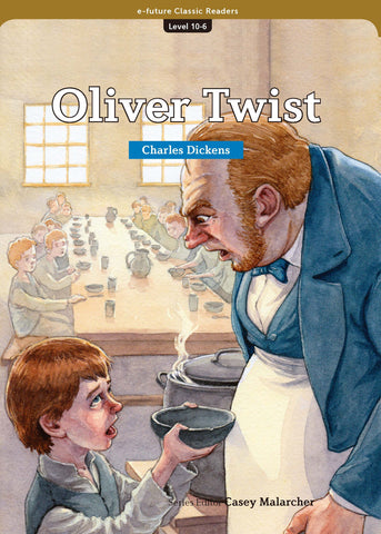 EF Classic Readers Level 10, Book 6: Oliver Twist