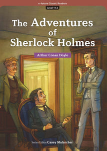 EF Classic Readers Level 11, Book 2:  The Adventures of Sherlock Holmes