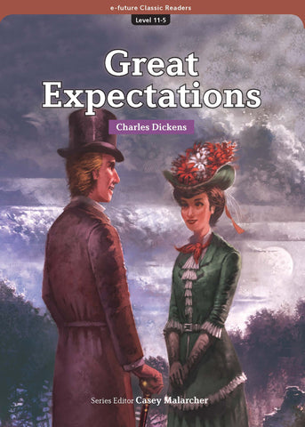 EF Classic Readers Level 11, Book 5: Great Expectations