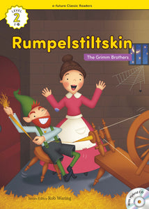 EF Classic Readers Level 2, Book 13: Rumpelstiltskin