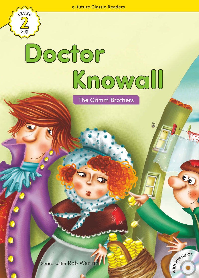 EF Classic Readers Level 2, Book 19: Doctor Knowall
