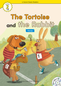 EF Classic Readers Level 2, Book 01: The Tortoise and the Rabbit