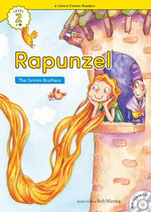 EF Classic Readers Level 2, Book 06: Rapunzel
