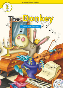 EF Classic Readers Level 2, Book 09: The Donkey