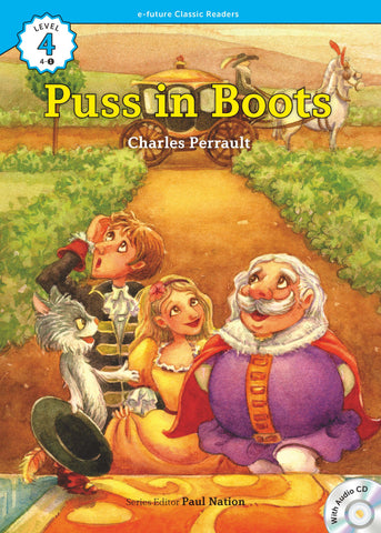 EF Classic Readers Level 4, Book 1: Puss in Boots