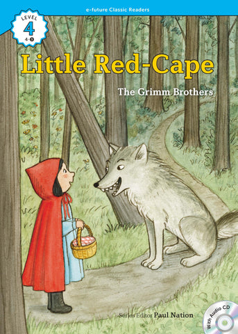 EF Classic Readers Level 4, Book 3: Little Red -Cape